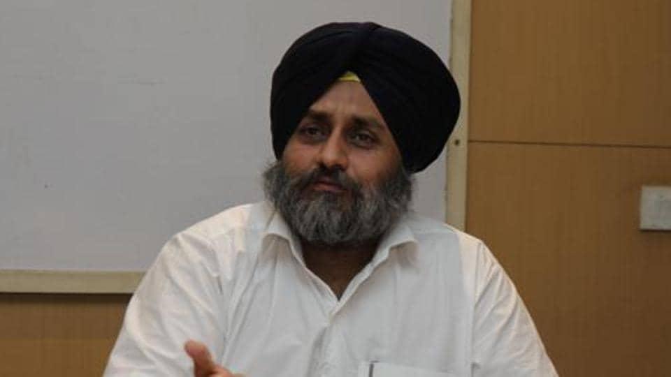 Sukhbir Badal,Akali Dal,Amarinder