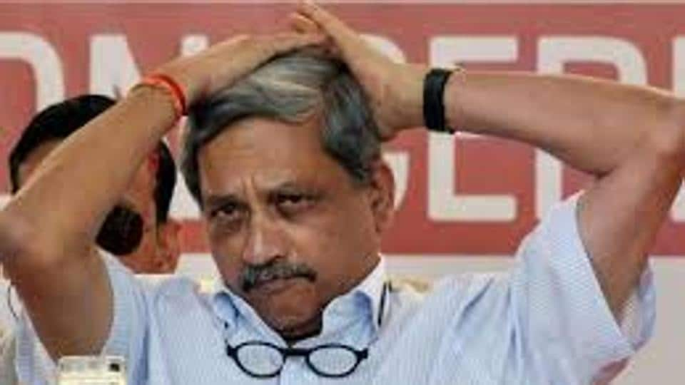 Goa chief minister Manohar Parrikar is expected to sail through today's floor test in the Goa Assembly.