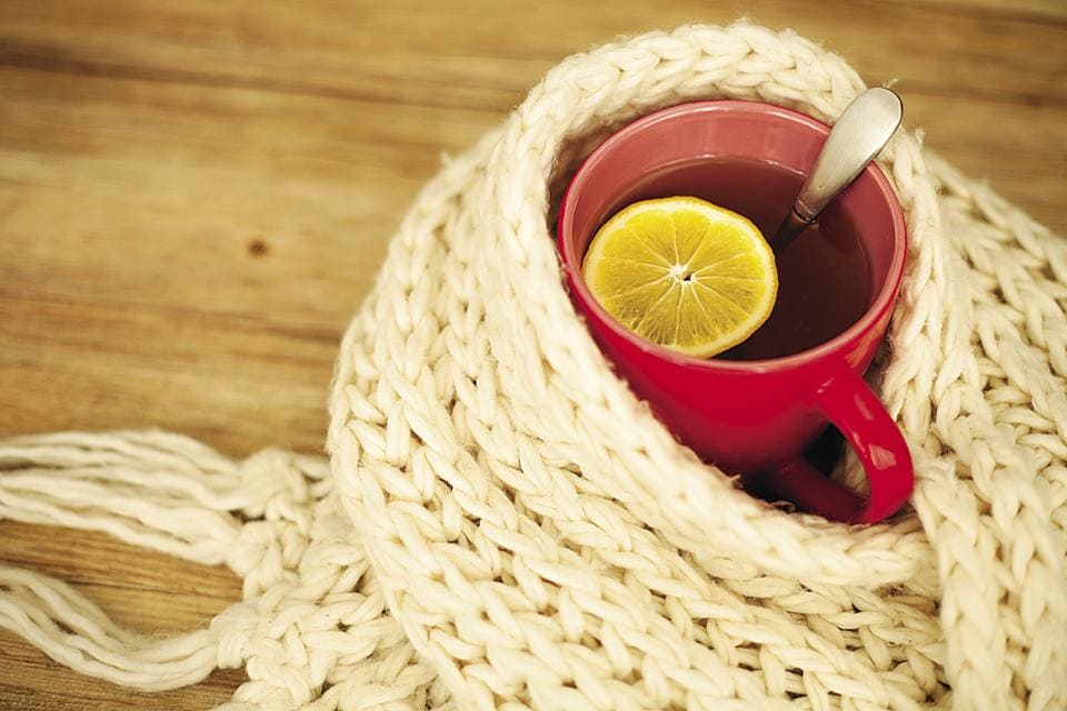 Green tea is yang in nature and stimulates our digestive energy