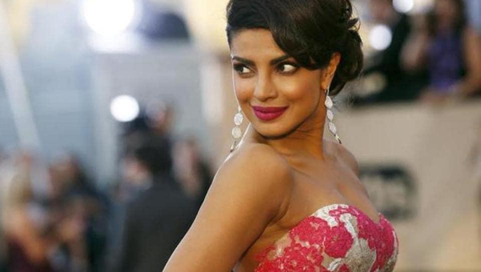 Priyanka Chopra will soon be seen with The Rock in Baywatch.
