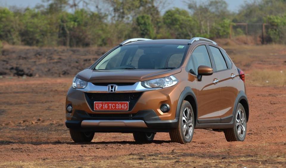 Honda WR-V,Honda WR-V price in India,Honda WR-V launch in India