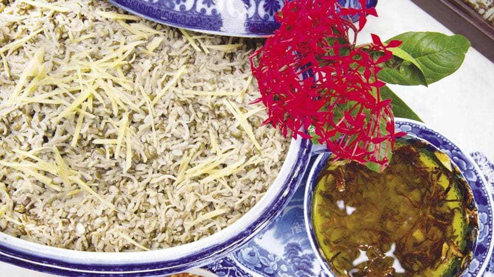 The nawab of Avadh's chef would make a special khichri for his master that looked like