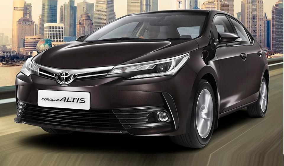 The new Corolla Altis is available in two engine options- 1.8 litre petrol engine and 1.4 litre diesel engine, the company said in a statement.