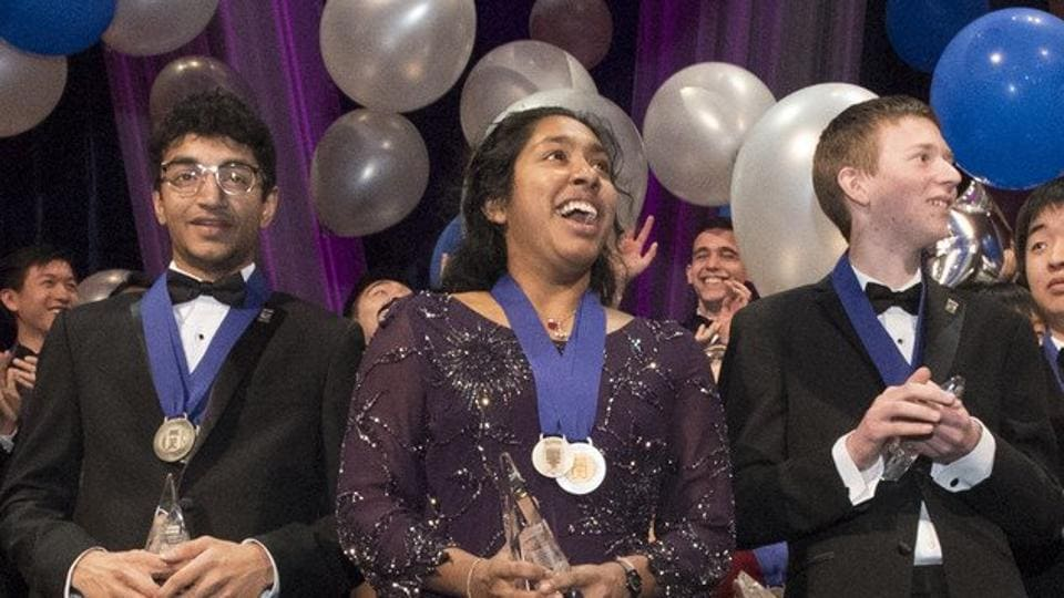 Indian American,Indrani Das,Science Prize