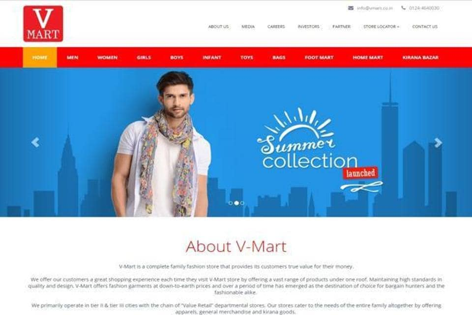 V-Mart to become what H&M stands for – fast fashion at affordable prices.