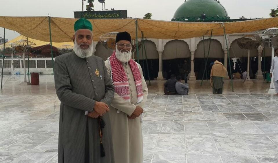 Nazim Ali Nizami and Asif Nizami had gone on the pilgrimage to the dargah of Baba Farid in Lahore.