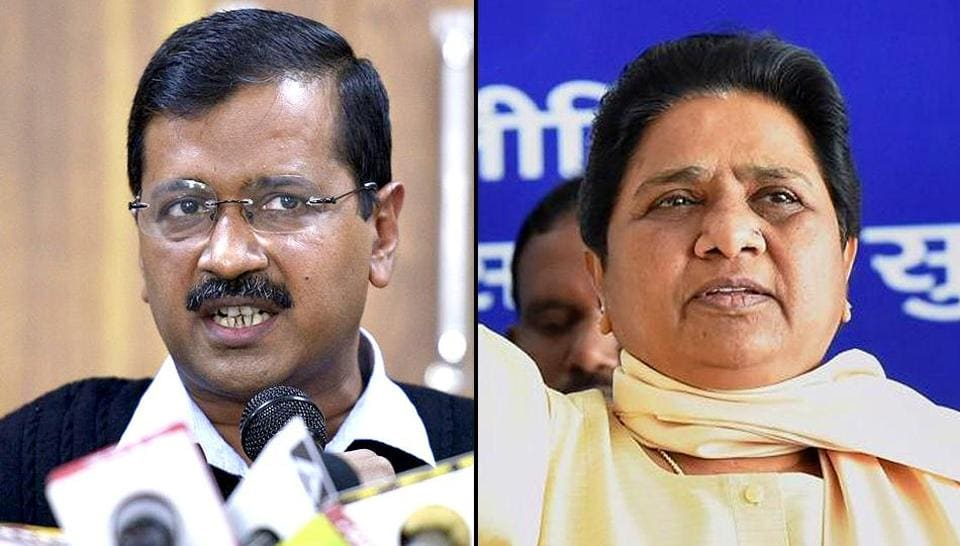 Both Arvind Kejriwal and Mayawati have alleged EVMs were rigged in the assembly elections.