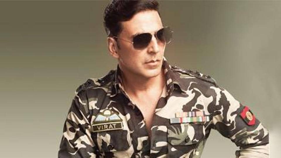 Akshay Kumar starred in Holiday, a 2014 film, where a soldier save Mumbai from terrorists.