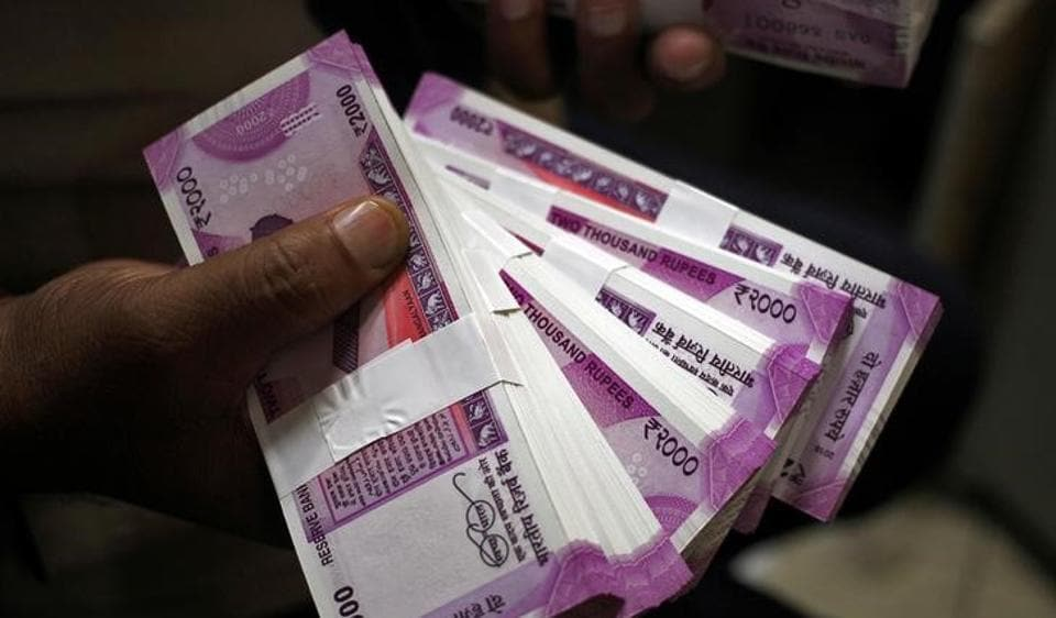 The rupee rose by another 47 paise to hit a new 16-month high at 65.22 against the dollar