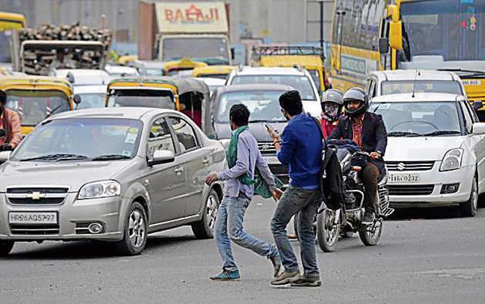 Noida,FOB,foot overbridges
