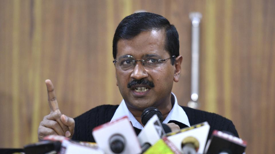 """In a letter to party volunteers, Kejriwal reminded them of the party's political """"success"""" in a short span of time."""