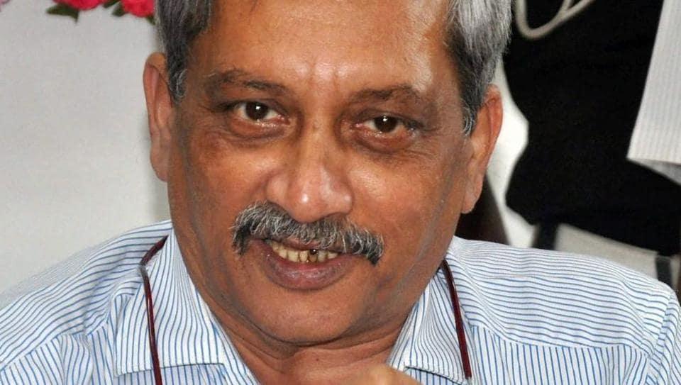 Manohar Parrikar,Rahul Gandhi,BJP