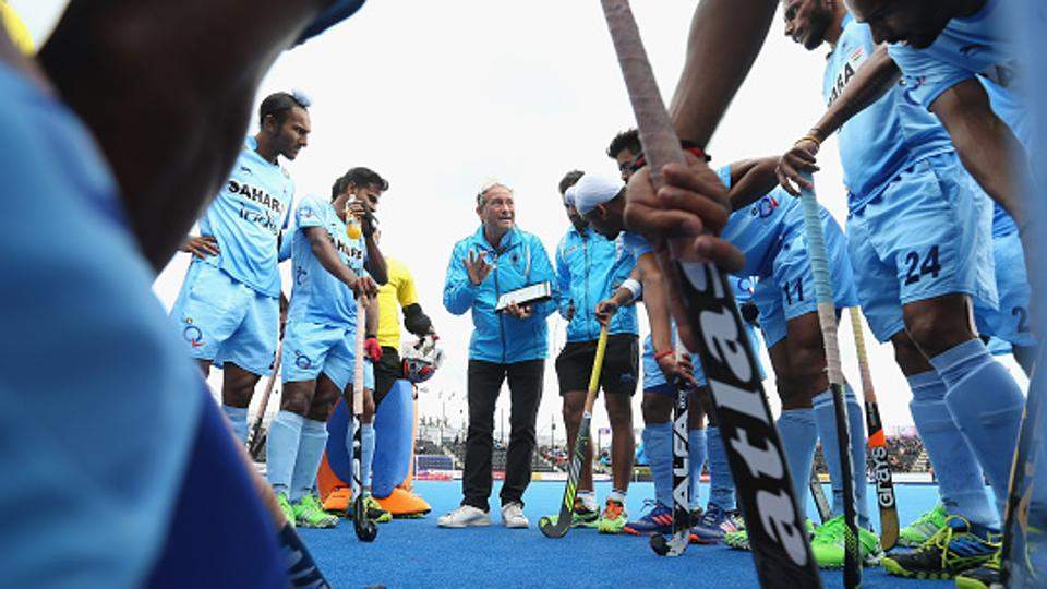 After their Rio Games campaign that ended in the quarters, Indian hockey team, coached byRoelant Oltmans from the Netherlands (centre),  have begun the fresh Olympic cycle by winning the Asian Champions Trophy and the Junior World Cup.