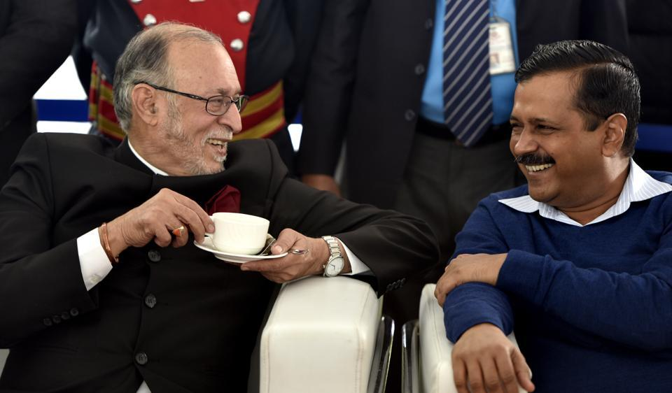 L-G Anil Baijal had told Delhi CM Arvind Kejriwal on Wednesday that a change in rules to conduct elections through ballot papers is not possible because the dates of elections have already been announced.