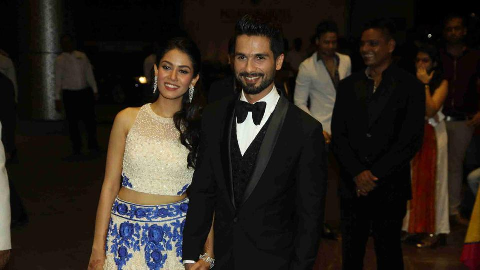 Shahid Kapoor said his wife Mira Rajput was only speaking at a personal level when she spoke about  working women and raising kids.