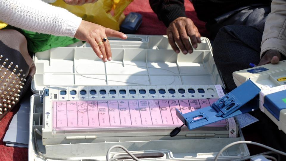 EVM,Donald Trump,Mayawati