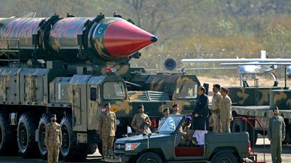 Pakistan Navy successfully test-fired an anti-ship missile.