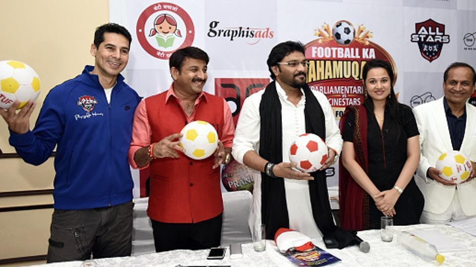 Babul Supriyo has been appointed as vice-president of the local organising committee for the 2017 FIFA U-17 World Cup.
