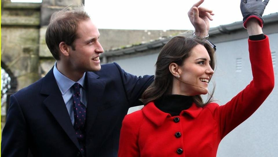Britain's Prince William and his wife Kate will pay an official visit to Paris on Friday and Saturday, months before the 20th anniversary of the death of William's mother Diana in a car crash in the French capital.