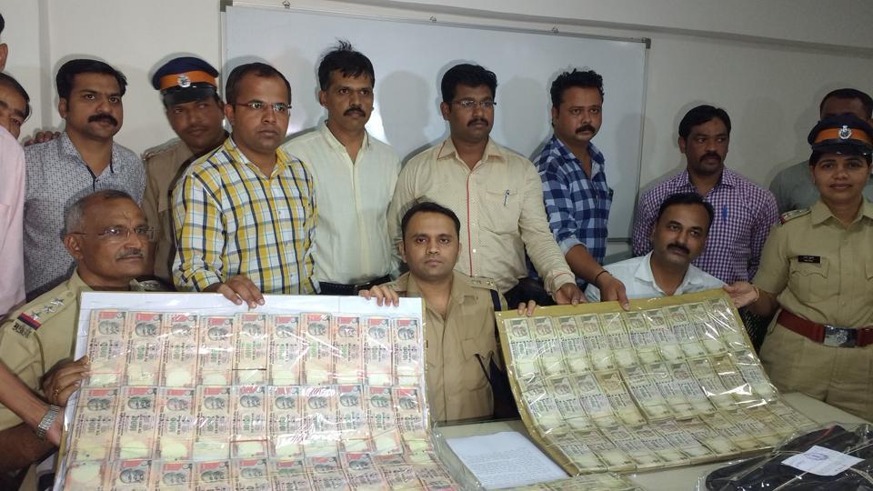 Mumbai news,Demonetisation,Illegal banknotes