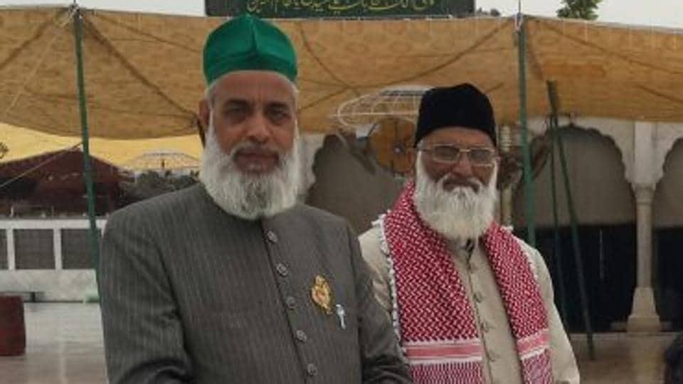 Sushma Swaraj,Nizamuddin clerics,Hazrat Nizamuddin Dargah
