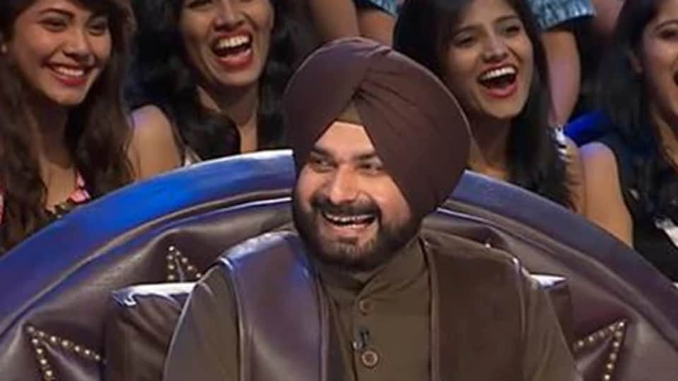 Navjot Singh Sidhu courted a controversy when he said that he will continue to participate in a popular comedy talk show and simultaneously discharge his duties as a minister.