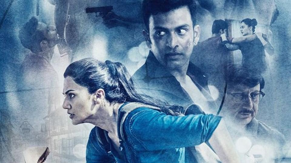 Naam Shabana is a spin-off of 2014 film Baby.
