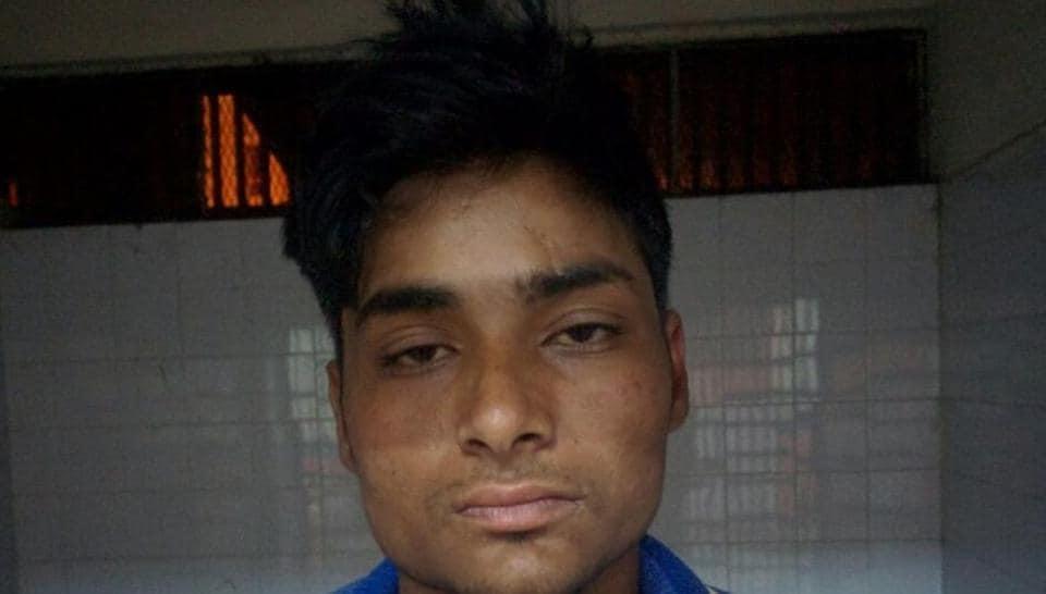 Rape accused held