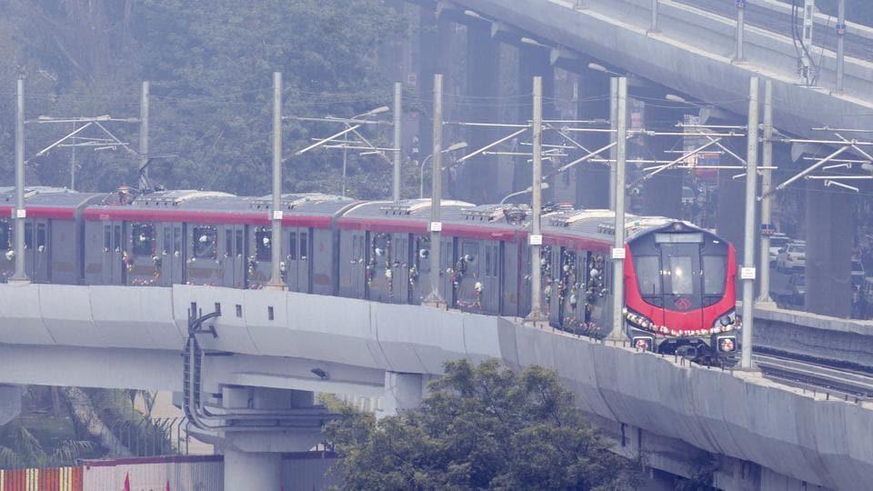 Lucknow Metro Rail Corporation