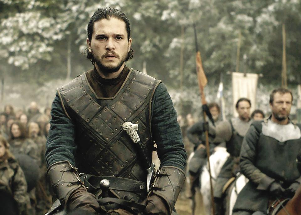Game of Thrones' TV series brought to life the fantasy in the book with great panache