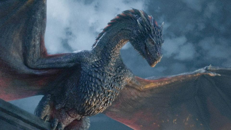 Game of Thrones,Drogon,Dragons