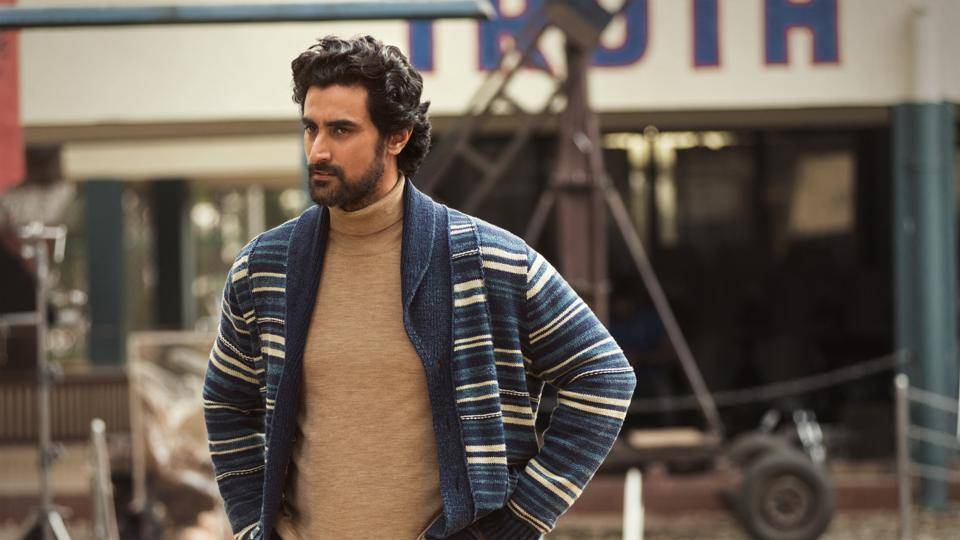 Actor Kunal Kapoor says his love for Shakespeare started with his first play, where he played Hamlet.