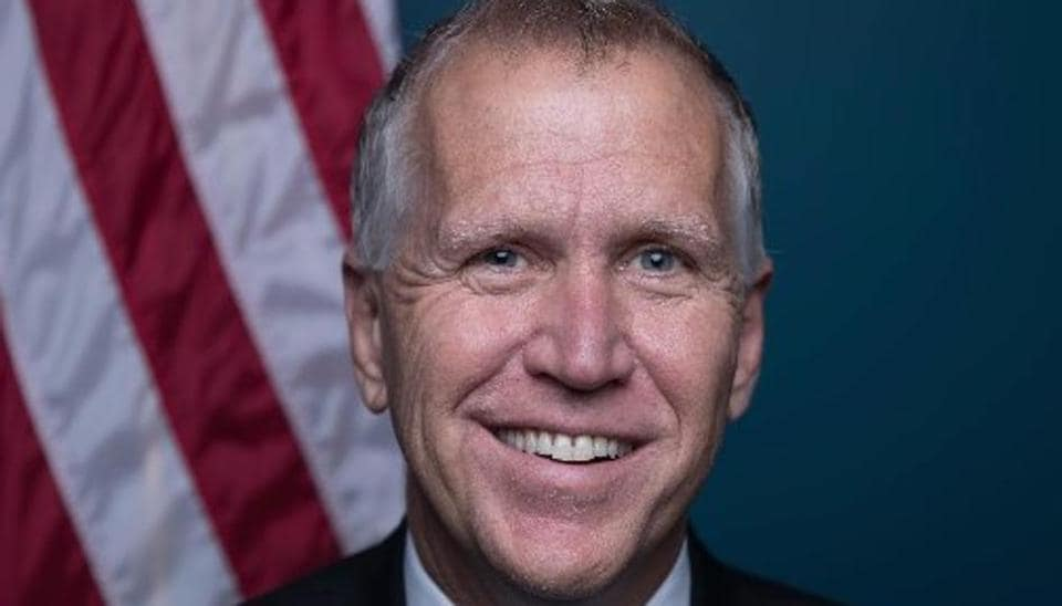 Senator Thom Tillis from North Carolina has said Indian talent is essential for the US to maintain its leadership in the field of innovation and research.