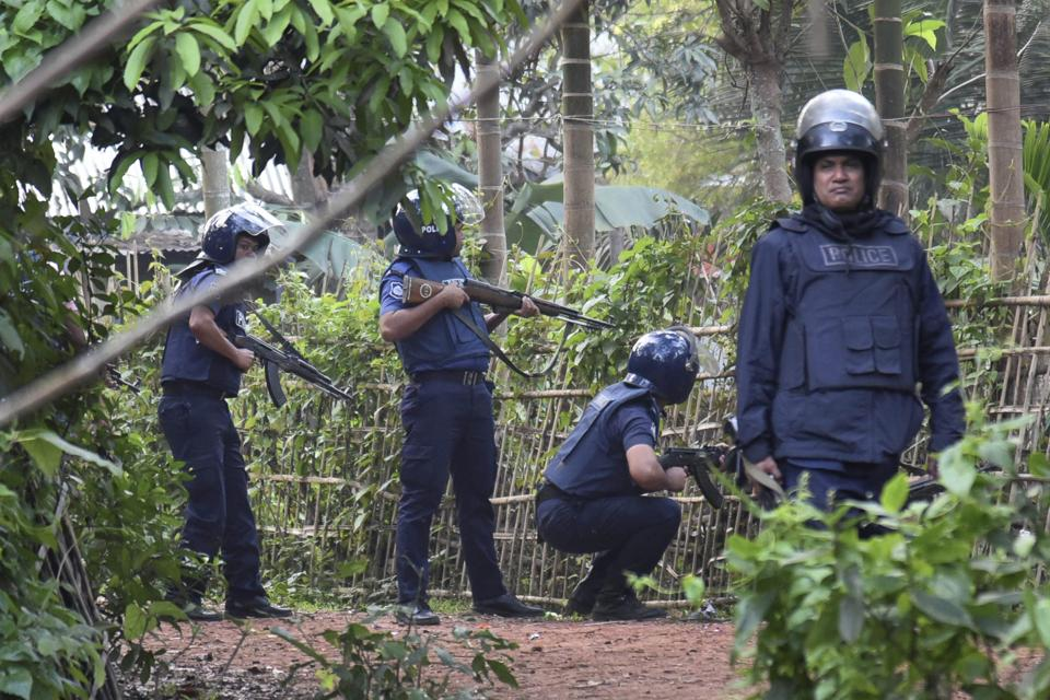 Bangladesh launched a nationwide crackdown on Islamist extremists following a deadly siege at a Dhaka cafe in July 2016.