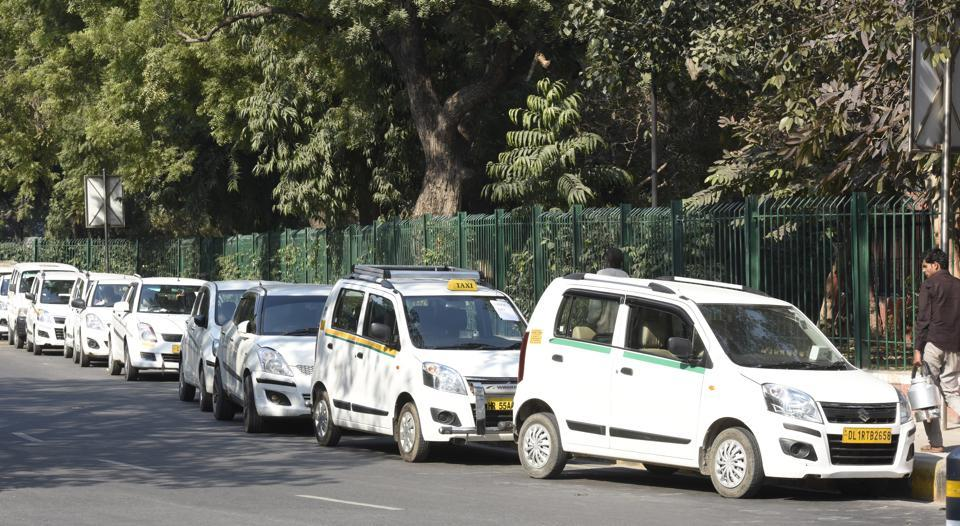 ccording to figures from the transport department, the number of cabs, especially those under aggregators like Ola and Uber, has increased by around 20,000 in the past 3-4 months.