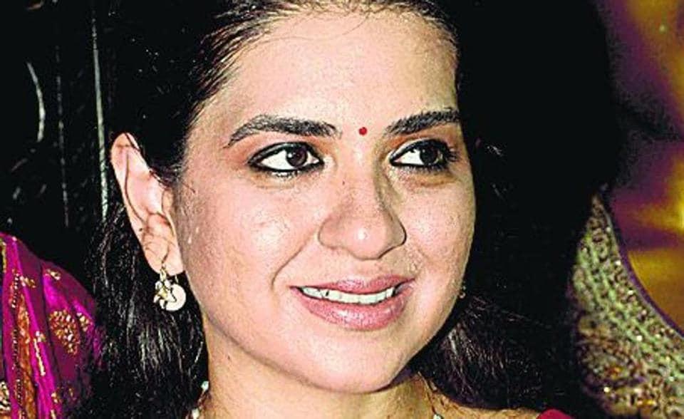 BJP,Shaina NC,Cyber crime