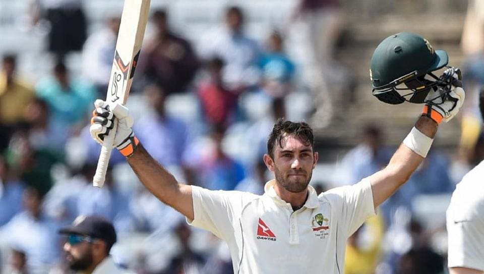 India vs Australia,Glenn Maxwell,Australian Cricket Team