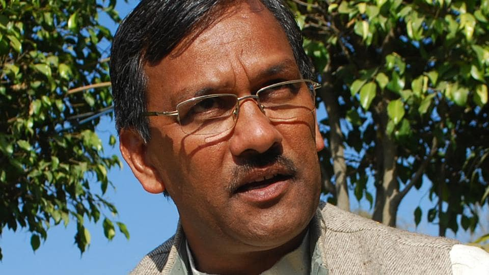 The 56-year-old Trivendra Singh Rawat had joined the RSS in 1983.