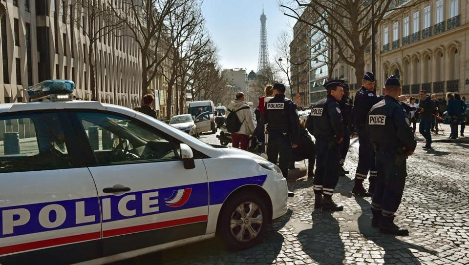 Letter Bomb Which Exploded At IMF Had Greek Return Address
