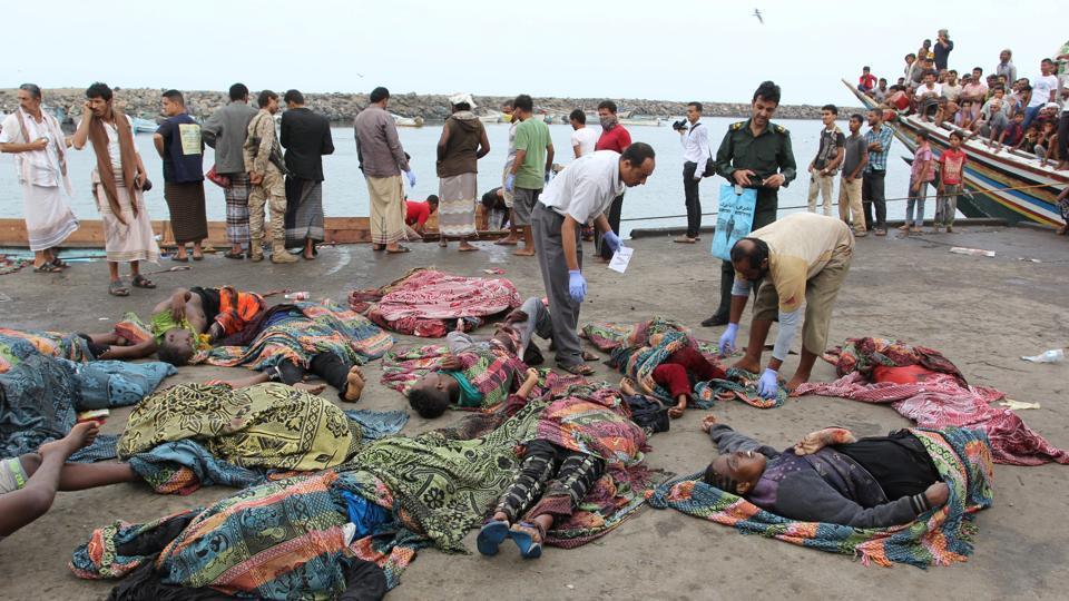 Somali,refugees,Yemen