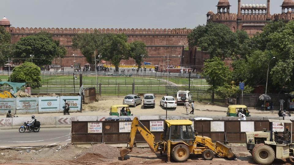 The heritage line will connect Old City areas like Daryaganj, Delhi Gate and Red Fort to Janpath, business hub of central Delhi.