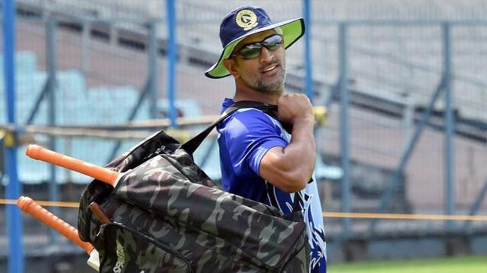 MS Dhoni is currently leading Jharkhand state cricket team in the Vijay Hazare Trophy.