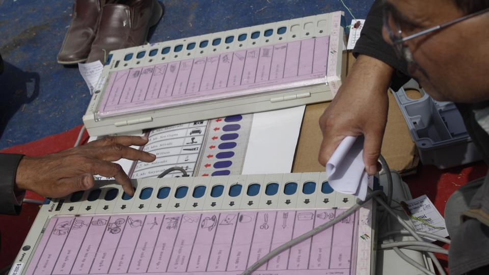 Dhirendra Ojha, the poll panel director, said EVMs were electronically protected to prevent tampering and evaluation of the software was carried out by an independent testing group.