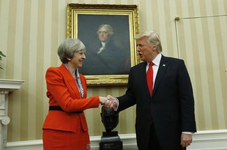 London has said the Americans apologized and gave an undertaking that they will not repeat that charge again.