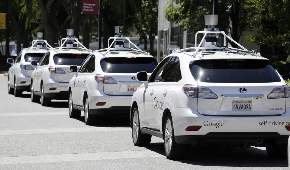 Self-driving cars,Nvidia,Intel