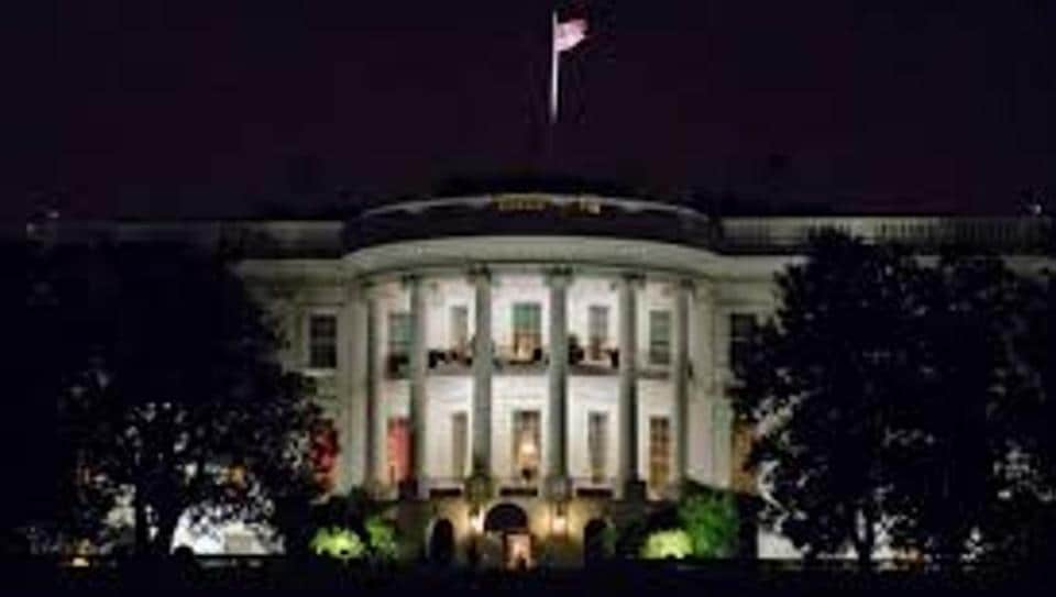 The trespasser breached the grounds while the president was in the Washington mansion just before midnight on March 10.