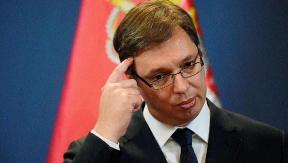 Serbia,Serbia Prime Minister,Aleksandar Vucic