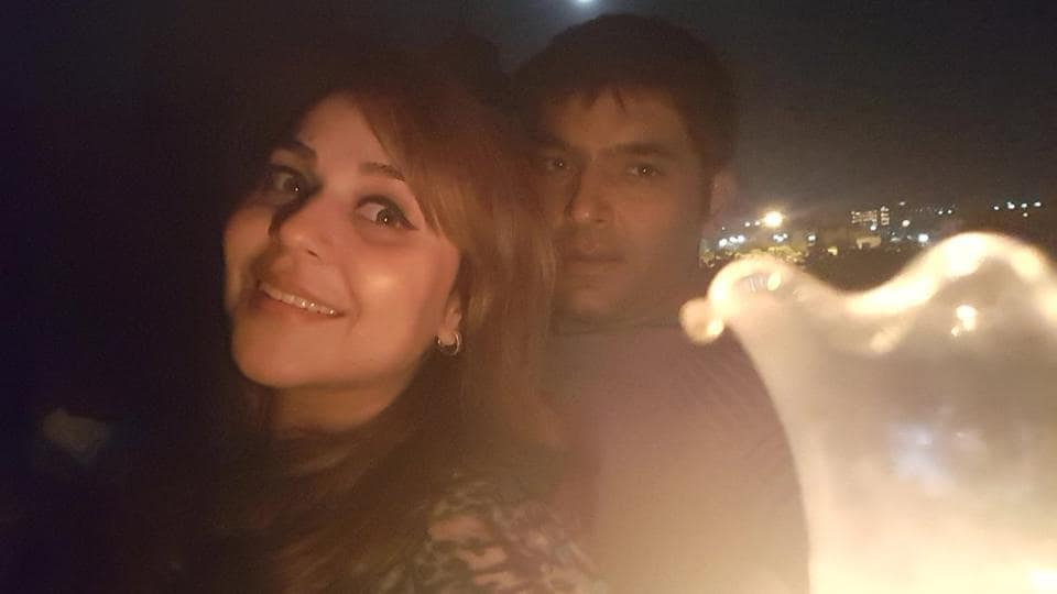 Kapil Sharma shocks everyone; introduces lady love, assaults co-star