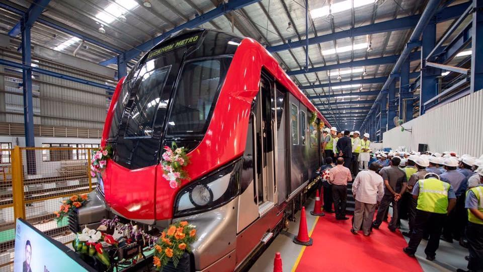 Lucknow Metro has achieved all the parameters of safety and at the same time its performance was successfully evaluated during the high speed trial.