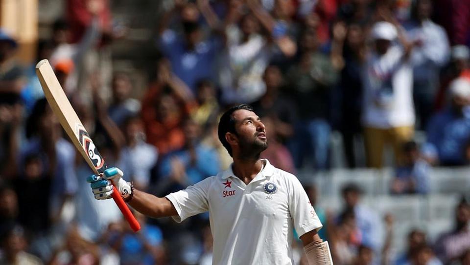 India vs Australia,Cheteshwar Pujara,Pat Cummins